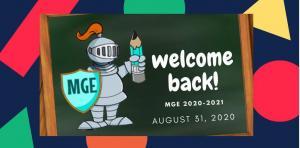 Welcome Back MGE